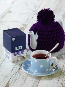 Cosy Blueberry Tea