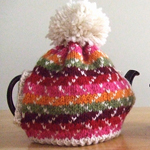 Festivity Tea Cosy Pattern
