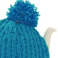 Ribbed Tea Cosy Pattern Preview