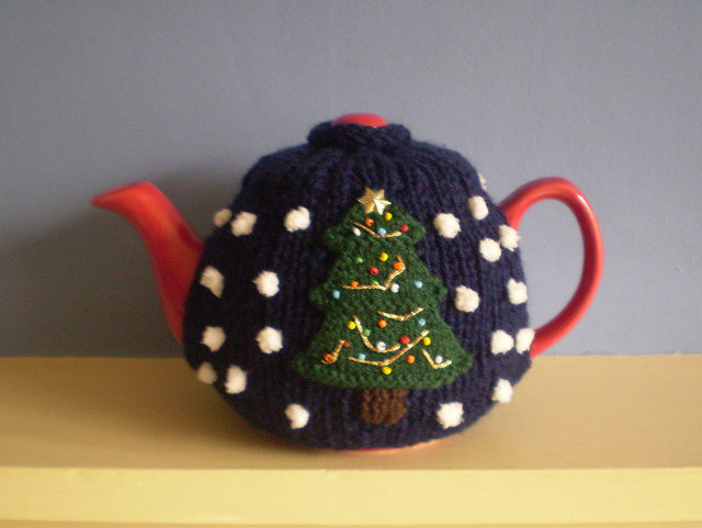 Cute Christmas Cosies To Knit Cosy Tea Blog