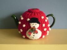 Snowman Tea Cosy