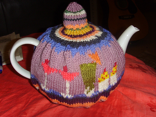 Sugarmouse's Tea Cosy