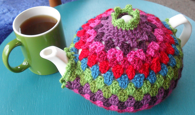 Free Crochet Pattern Small Tea Cozy : free pattern Cosy Tea Blog Page 4
