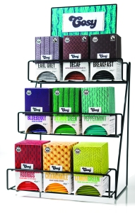 Cosy Tea Rack