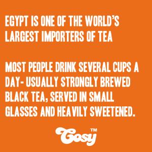 Tea Culture Egypt