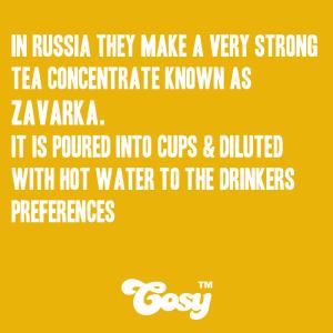 Tea Culture Russia